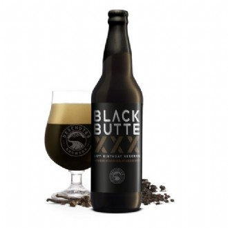 "Black Butte XXXX - ""30th Anniv. Double Black"""