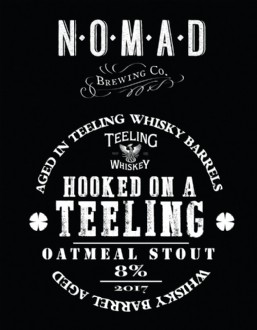 Hooked on a Teeling - Sour Stout