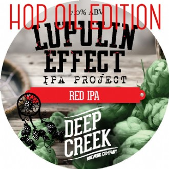 Lupulin Effect - Hop Oil Red