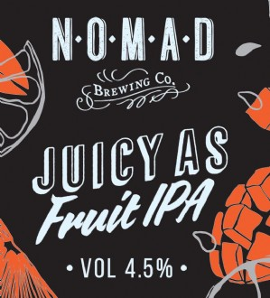 Juicy As - Fruit IPA - Kegstar
