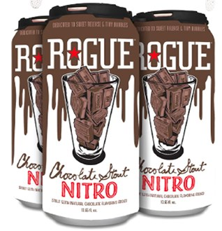 Nitro Chocolate Stout - Can