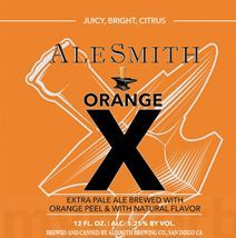 AleSmith ORANGE X