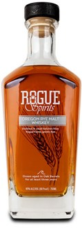 Oregon Rye Malt Whiskey - case