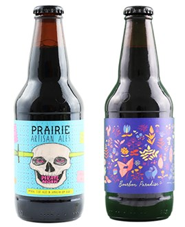 Paradise Collection - Bourbon + Rum Versions (12 bottles of each)