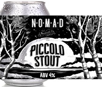 Piccollo Stout - Can