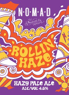 Rollin' Haze - Hazy Pale - Keg Star