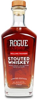 Rolling Thunder Stouted Whiskey - case