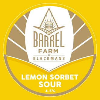 Lemon Sorbet Sour - Keg