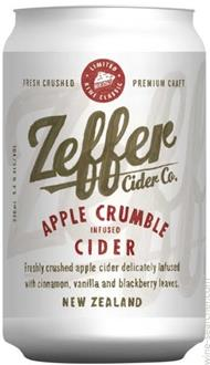 Apple Crumble Cider - Cans - 12 packs
